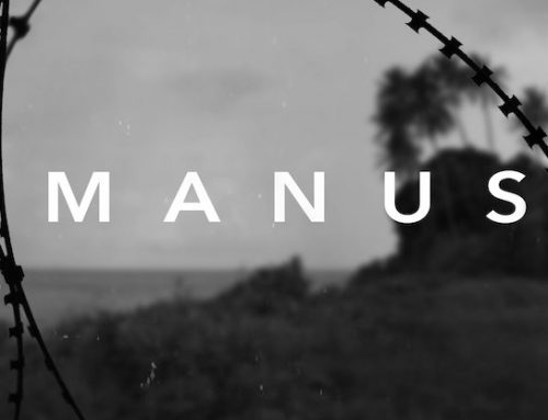 A special screening of 'MANUS'