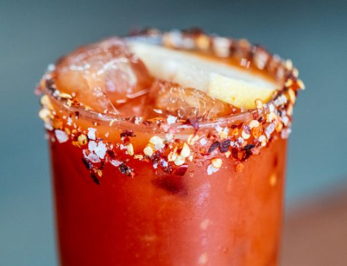 $10 Bloody Marys on New Year's Day