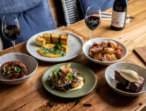 Duckdown this lockdown with a weekend home feast from Bronte & Rosebery
